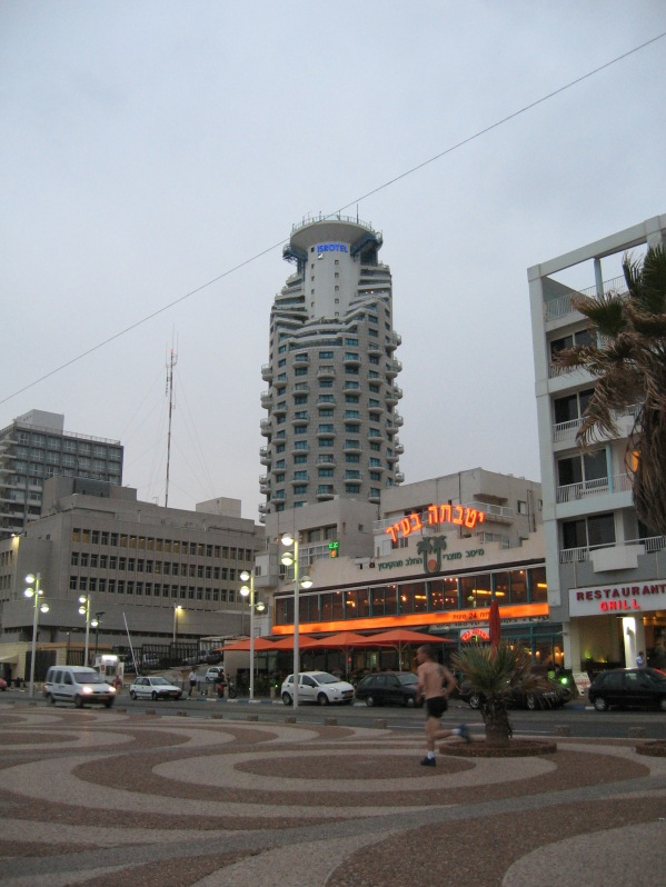 Downtown Tel-Aviv Israel