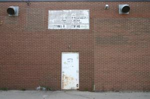I love old brick buildings, Toronto, Canada.