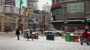Yonge-Dundas Square, Toronto.