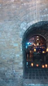 Distillery district, Toronto.